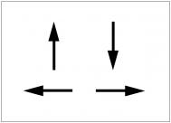 矢印のテンプレート・図形・絵
