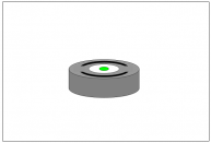 ロボット掃除機のテンプレート・図形・イラスト