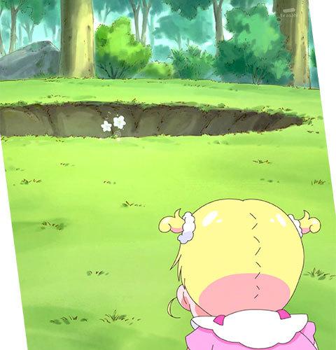 【HUGっと!プリキュア】第09話「丘をこえ行こうよ!レッツ・ラ・ハイキング!」11