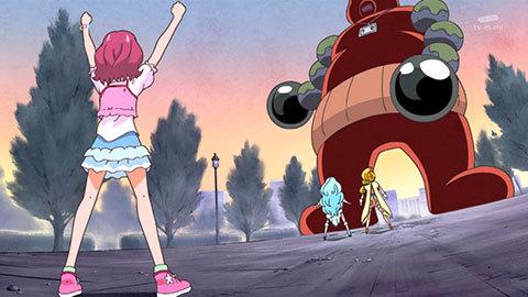 【HUGっと!プリキュア】第10話「ありえな~い!ウエイトレスさんは大忙し!」14