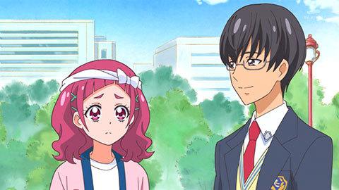 【HUGっと!プリキュア】第10話「ありえな~い!ウエイトレスさんは大忙し!」06