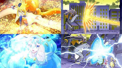 【HUGっと!プリキュア】第11話「私がなりたいプリキュア!響け!メロディーソード!」10
