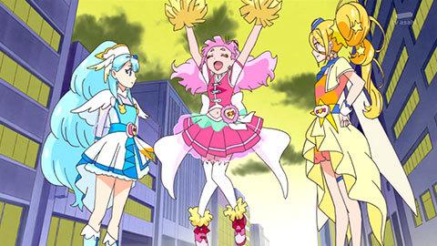 【HUGっと!プリキュア】第11話「私がなりたいプリキュア!響け!メロディーソード!」09