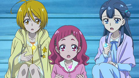 【HUGっと!プリキュア】第12話「ドキドキ!みんなでパジャマパーティー!」08