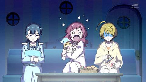 【HUGっと!プリキュア】第12話「ドキドキ!みんなでパジャマパーティー!」07
