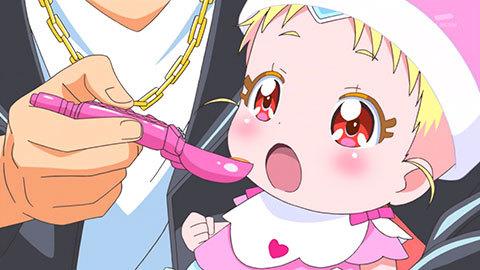 【HUGっと!プリキュア】第12話「ドキドキ!みんなでパジャマパーティー!」05