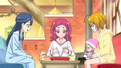 【HUGっと!プリキュア】第12話「ドキドキ!みんなでパジャマパーティー!」03