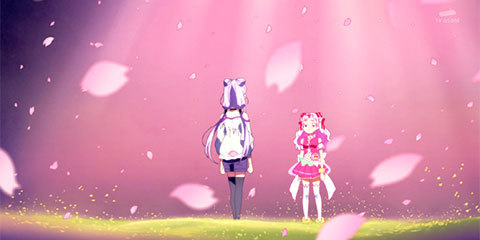 【HUGっと!プリキュア】第13話「転校生はフレッシュ&ミステリアス!」14