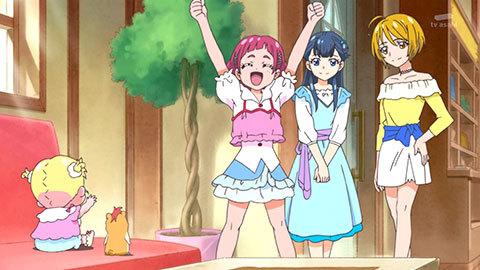 【HUGっと!プリキュア】第13話「転校生はフレッシュ&ミステリアス!」06