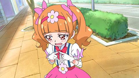 【HUGっと!プリキュア】第15話「迷コンビ…?えみるとルールーのとある一日」06