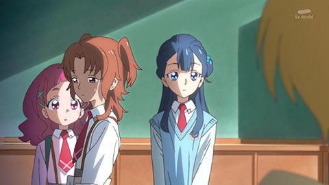 【HUGっと!プリキュア】第16話「みんなのカリスマ!?ほまれ師匠はつらいよ」06