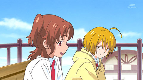 【HUGっと!プリキュア】第16話「みんなのカリスマ!?ほまれ師匠はつらいよ」04
