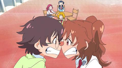 【HUGっと!プリキュア】第16話「みんなのカリスマ!?ほまれ師匠はつらいよ」02