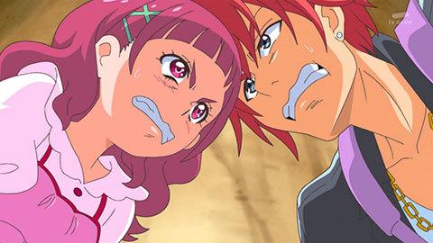 【HUGっと!プリキュア】第17話「哀しみのノイズ…さよなら、ルールー」03
