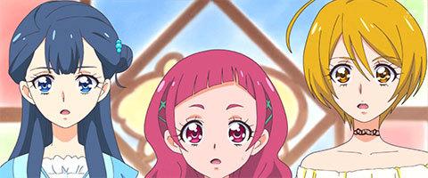 【HUGっと!プリキュア】第17話「哀しみのノイズ…さよなら、ルールー」02