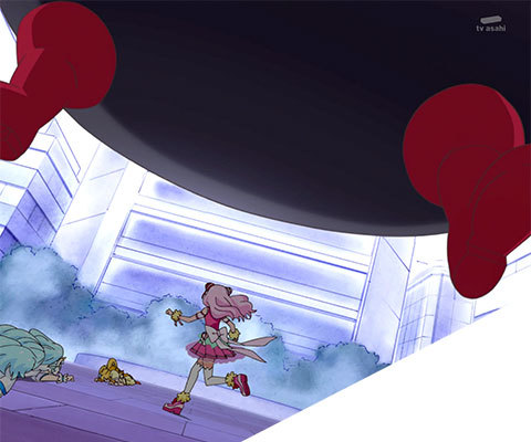 【HUGっと!プリキュア】第18話「でこぼこコンビ!心のメロディ!」16