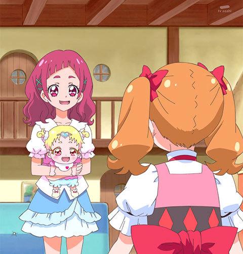 【HUGっと!プリキュア】第18話「でこぼこコンビ!心のメロディ!」12