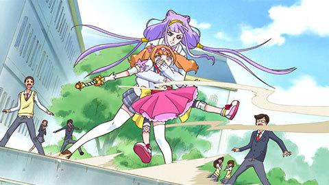 【HUGっと!プリキュア】第18話「でこぼこコンビ!心のメロディ!」06