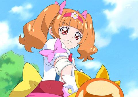 【HUGっと!プリキュア】第18話「でこぼこコンビ!心のメロディ!」05
