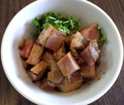 麺~leads~なかの 炙りチャーシューめし
