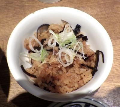 麺と心 7 蛤白湯ラーメン 炊き込みご飯セット