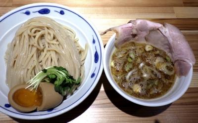 サバ6製麺所 堺東店 サバ濃厚鶏つけ麺 大