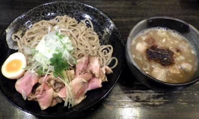 綿麺 つけ麺 並(2018年5月)