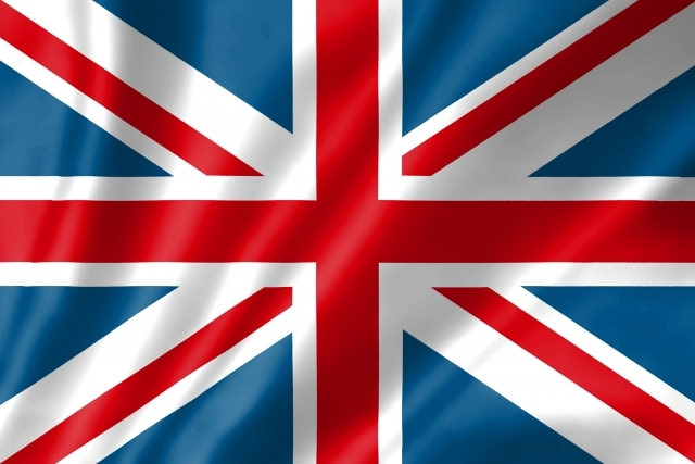 英国 イギリス 国旗 ユニオンジャック