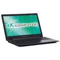 [eX.computer] N1502K-310/T/8G ノートPC SSD240GB Windows10