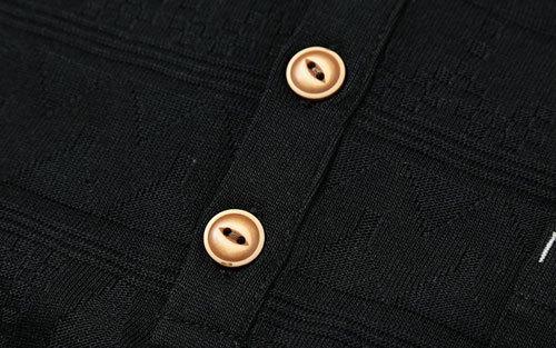 メンズポロシャツ 春 ボタン 2018
