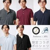 日本製 限定ポロシャツ メンズ服 夏服