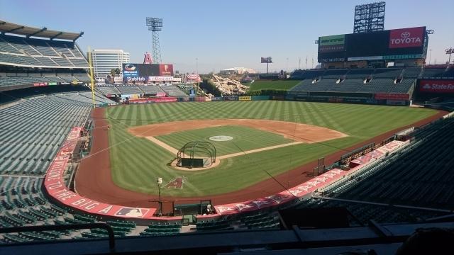 野球 スタジアム ベースボール メジャーリーグ