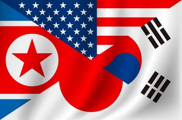 北朝鮮 韓国 日本 アメリカ