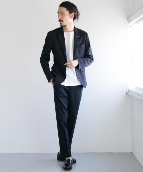 春 ビジネスカジュアル オフィスカジュアル メンズファッション
