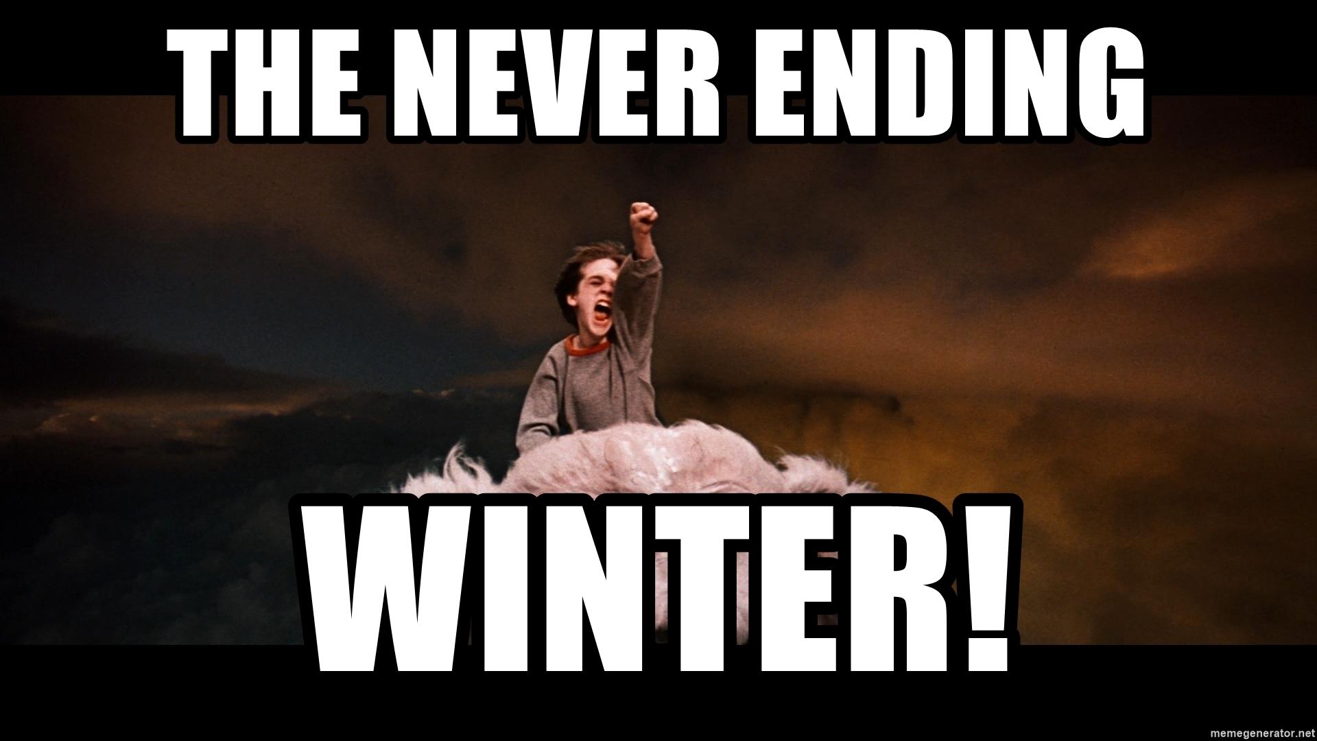 the-never-ending-winterペクチョン天皇の呪いでネバーエンディングウインター