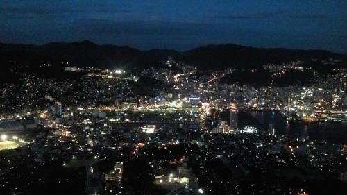 稲佐山夜景 (4)