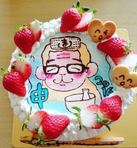 Birthdayケーキ2