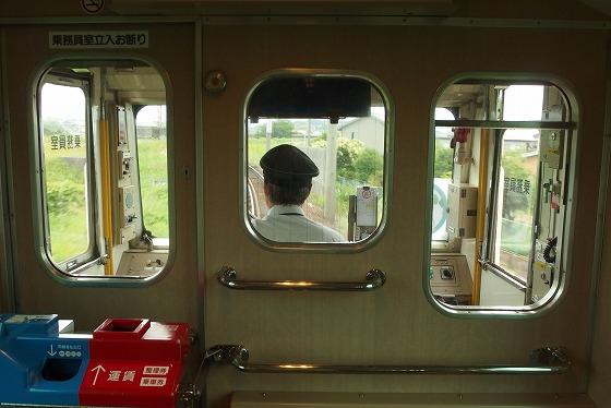 180529あすなろう鉄道西日野駅へ