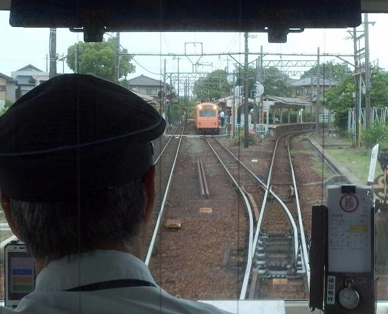 180529あすなろう鉄道四日市駅から日永駅手前