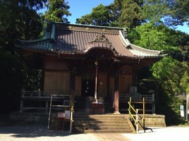 2018-05-04 秦野白笹稲荷神社