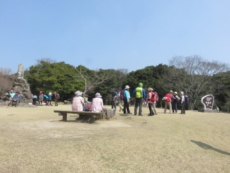 小岱山山開き 2018-03-25 085