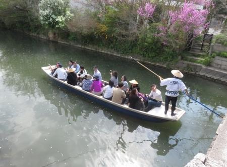 河童柳川 2018-04-04 036