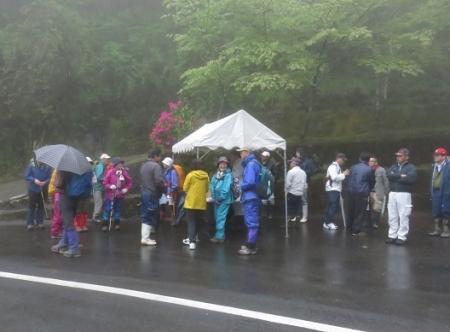 カラ迫岳山開き 2018-04-15 015