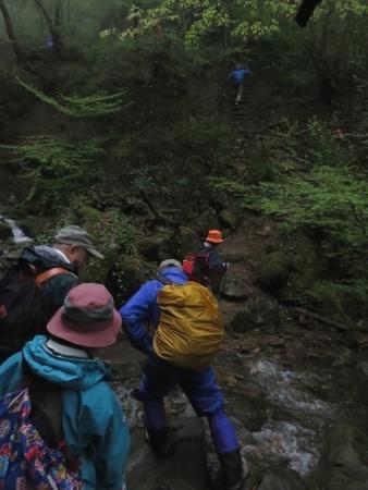 カラ迫岳山開き 2018-04-15 057