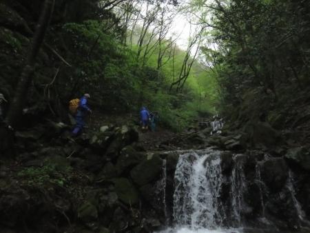カラ迫岳山開き 2018-04-15 053