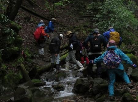 カラ迫岳山開き 2018-04-15 066