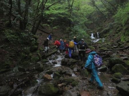 カラ迫岳山開き 2018-04-15 065