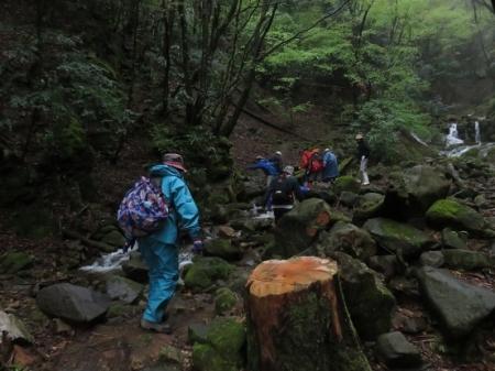 カラ迫岳山開き 2018-04-15 063