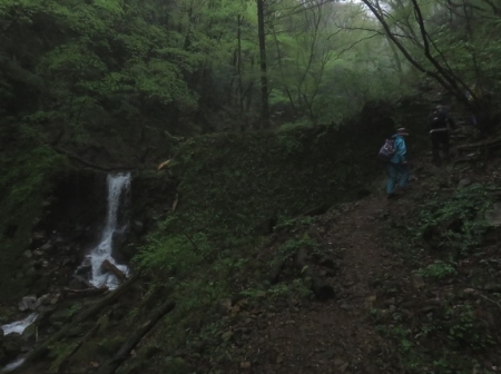 カラ迫岳山開き 2018-04-15 062