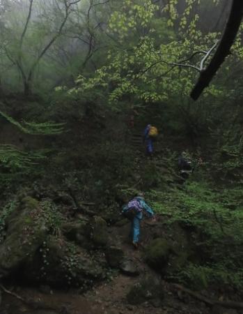 カラ迫岳山開き 2018-04-15 061